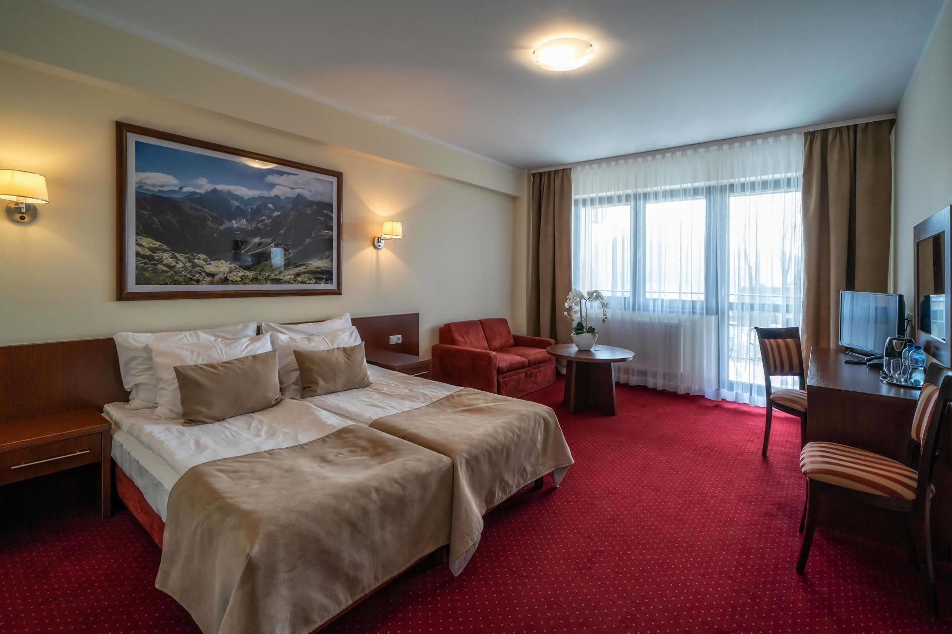 Hotel Tatra Hotel W Zakopanem Basen I Jacuzzi Strefa Relaksu